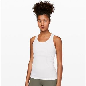 Lululemon Swiftly Tech Racerback White